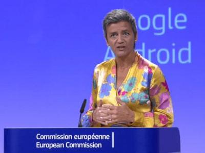 EU fines Google €1.49 billion in AdSense antitrust case