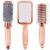 These Rose Gold Hairbrushes Are Prettier Than Me, and I'm 100% OK With It
