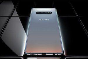 This is how the silver Galaxy S10+ looks. you still can't have it, though!