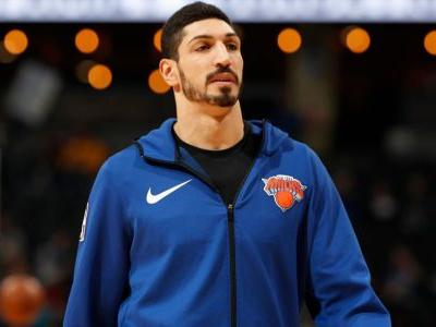 Adam Silver says NBA supports Enes Kanter for avoiding team trip to London over fear for his safety after comments on Erdogan