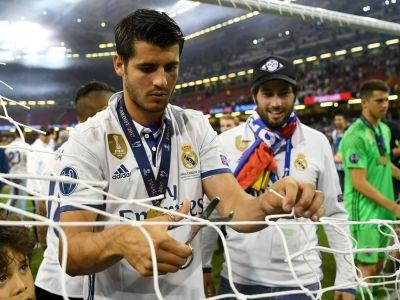 How will Chelsea line up with Alvaro Morata?