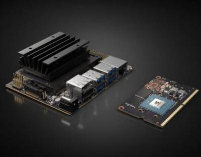 NVIDIA Jetson Nano brings big AI muscles to a palm-sized dev kit