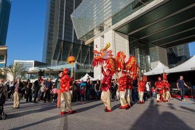 Celebrate Chinese New Year of the Rooster on Al Maryah Island