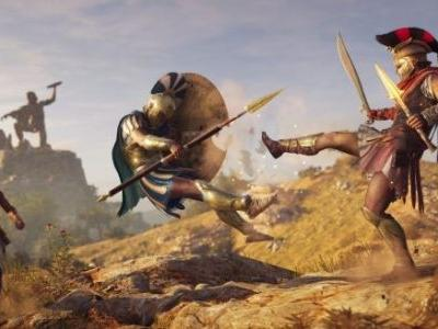 Ubisoft Hired Greek Actors for Assassin's Creed Odyssey
