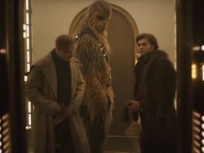 Han & Lando Team Up In New Solo TV Spot