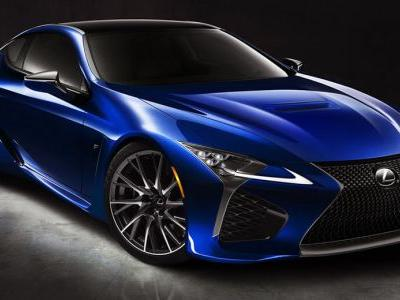 Lexus Insider Says LC F Will Use 621 HP 4.0-Liter Twin-Turbo V8