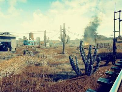 Miramar Map Coming To Xbox One Battlegrounds Test Servers Tomorrow