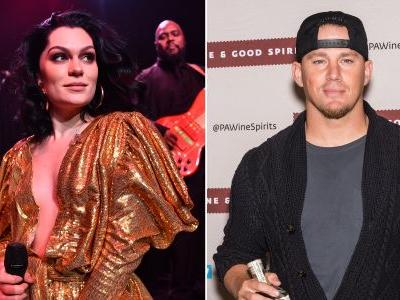 Jessie J Gushes Over Boyfriend Channing Tatum's New 'Magic Mike' Show: 'You Don't Want To Miss This'