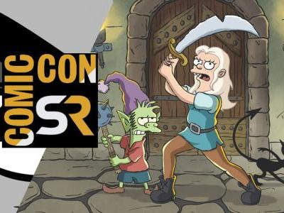 Netflix Debuts Official Disenchantment Trailer at Comic-Con 2018