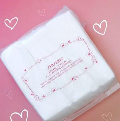 Unsung Makeup Heroes: Shiseido Facial Cotton