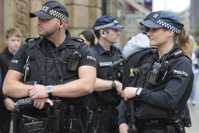 Police arrest 14th man in Manchester bombing inquiry