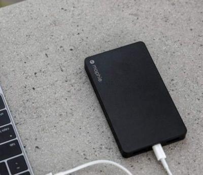 Mophie's New Powerstation Battery Charges Via The Lightning Port