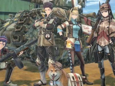 Giveaway: Valkyria Chronicles 4