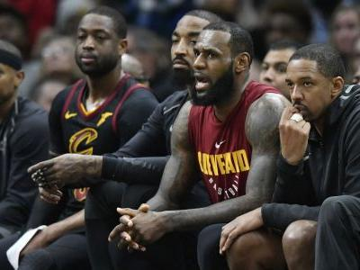 Cavaliers hit rock bottom after allowing 148 to OKC