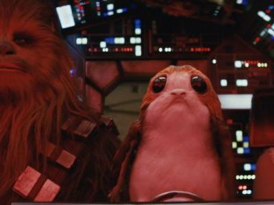 Every Porg Moment From The Last Jedi, Ranked