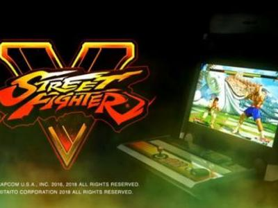 Street Fighter V: Arcade Edition Headed to Arcades
