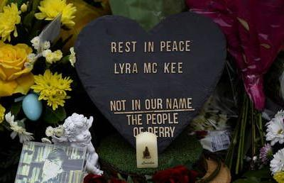 57yo woman arrested over murder of Northern Irish journalist Lyra McKee - PSNI