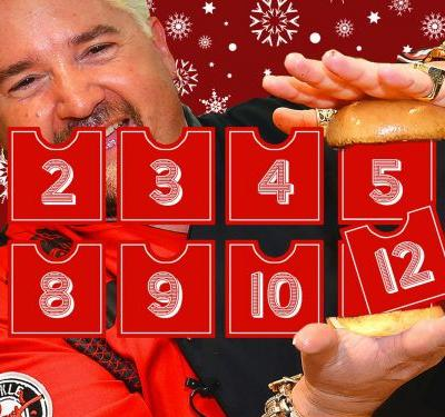 The 12 Days of Guy Fieri: An Interview With Actual Guy Fieri!