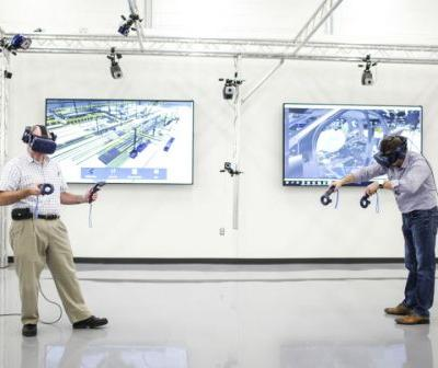 Ford Unveils Cutting-Edge Manufacturing Technology at $45M Test Bed