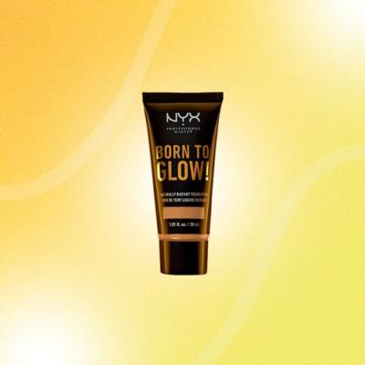 The Pro-Recommended NYX Cosmetics Product That Turned Me Into a Foundation Convert