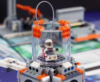 Lego League returns to space with two robotics kits for competitions