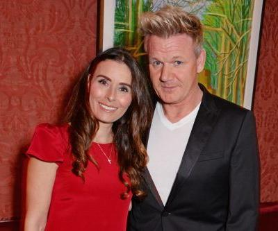 Gordon Ramsay and his wife expecting baby No. 5