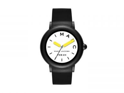 Marc Jacobs 'Riley' is the latest Wear OS smartwatch, shipping now for $295