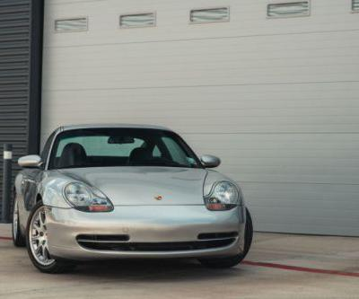 The Porsche 996 is a Good Looking Car and it Has Done Nothing to Deserve Your Hate