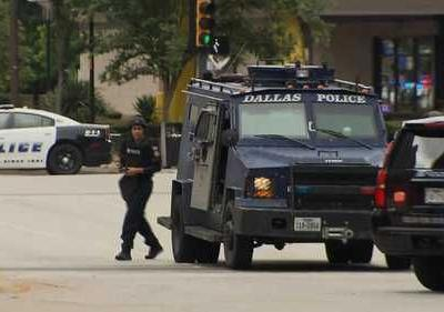 Police shoot, kill gunman who opened fire at federal courthouse in Dallas