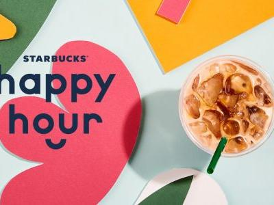 Starbucks Happy Hour 2018 | Half Off Any Frappuccino May 3