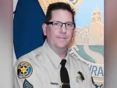 Sheriff: Sergeant 'died a hero,' trying to save lives in mass shooting at California bar