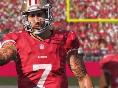 EA Edited Colin Kaepernick's Name Out Of Madden NFL 19's Music