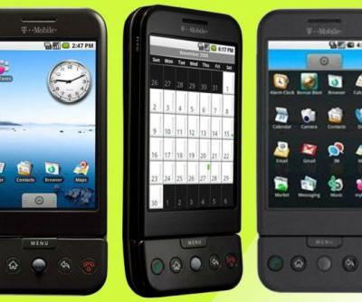 10 years ago we met the world's first Android phone, and it didn't have a headphone jack