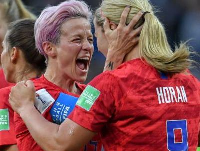 USA vs Chile Live Stream: Watch USWNT World Cup Soccer Game Online for Free
