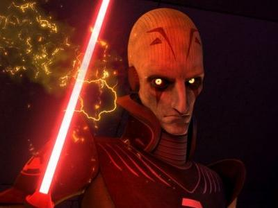 Will Jason Isaacs Return as the Grand Inquisitor in a Star Wars Live-Action TV Show?