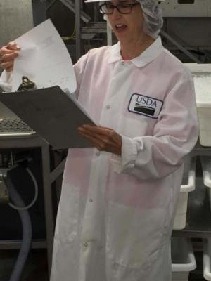 Faces of Food Safety: Meet Kathleen McAnally of FSIS