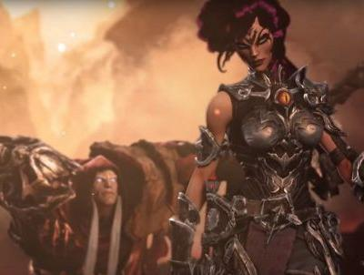 Darksiders III performed to THQ Nordic's expectations