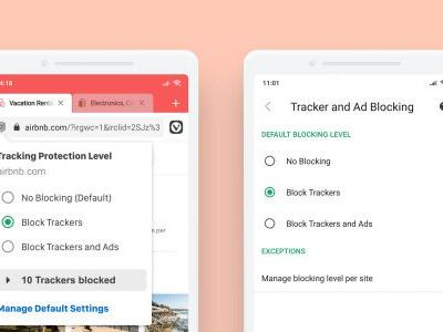 New Update Brings Ad Blocking Lists To Vivaldi Browser For Android