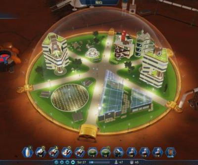 Surviving Mars review: Spreading humanity to the stars isn't easy