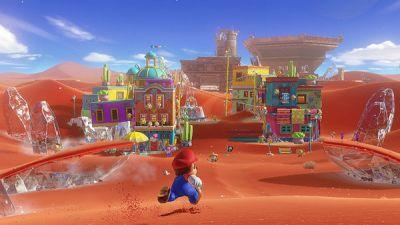 Super Mario Odyssey - game development nearly finished, story details, dev team ideas & more