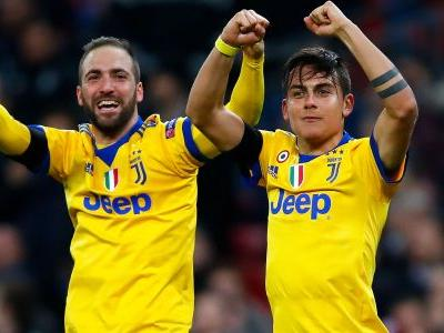 Three minutes of magic! Higuain & Juventus teach Tottenham a brutal lesson