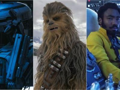 Video: Glover, Waller-Bridge, and Suotamo on Solo: A Star Wars Story