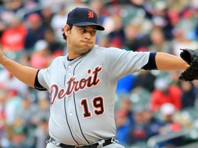 Twins sign former Tigers pitcher Anibal Sanchez to one-year deal, report says