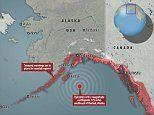 Tsunami alert after 8.2 earthquake off southern Alaska