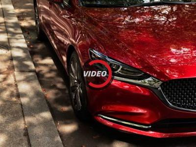 2018 Mazda6: Watch Reveal Of The Redesigned And Turbo'd Sedan