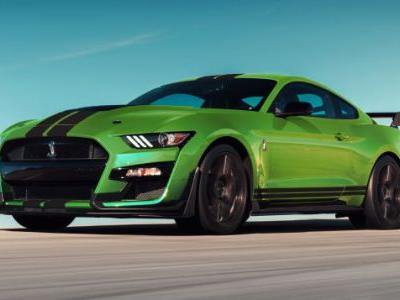 Retro-Inspired Grabber Lime Green Is Back for the Ford Mustang