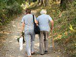 Simple walking test could diagnose dementia