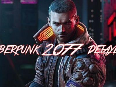 Cyberpunk 2077 Release Date Pushed Back for Playtesting, Polish