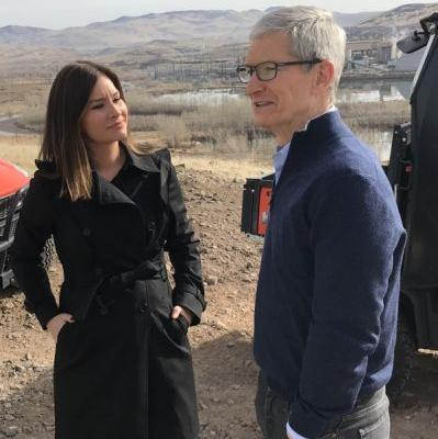 Tim Cook on iPhone Battery Controversy: 'Maybe We Should've Been Clearer'