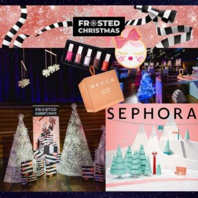 Sephora Frosted Christmas